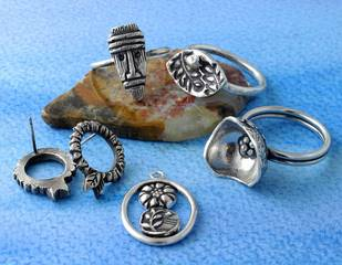 Metal Clay and Argentium Sterling