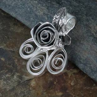 Metal Clay 1: Quilling and Filigree