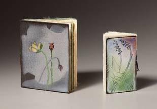 Enameled and Embellished: Enameling for Book Making with Barbara McFadyen