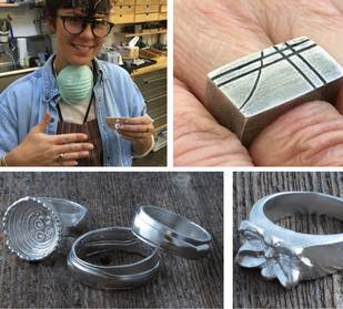 Lost Wax Casting 1 :: 8 week course