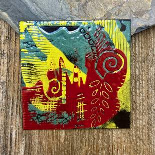 Enameling 3: Exploring Liquid Enamels and Special Effects