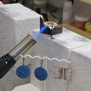 Torch Fired Enameling