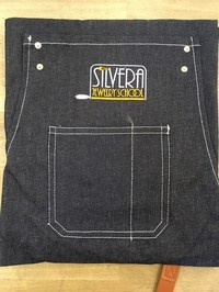Silvera Jewelry School Denim Apron Photo