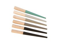 Round Sanding Sticks Set of 6 Asst. Photo